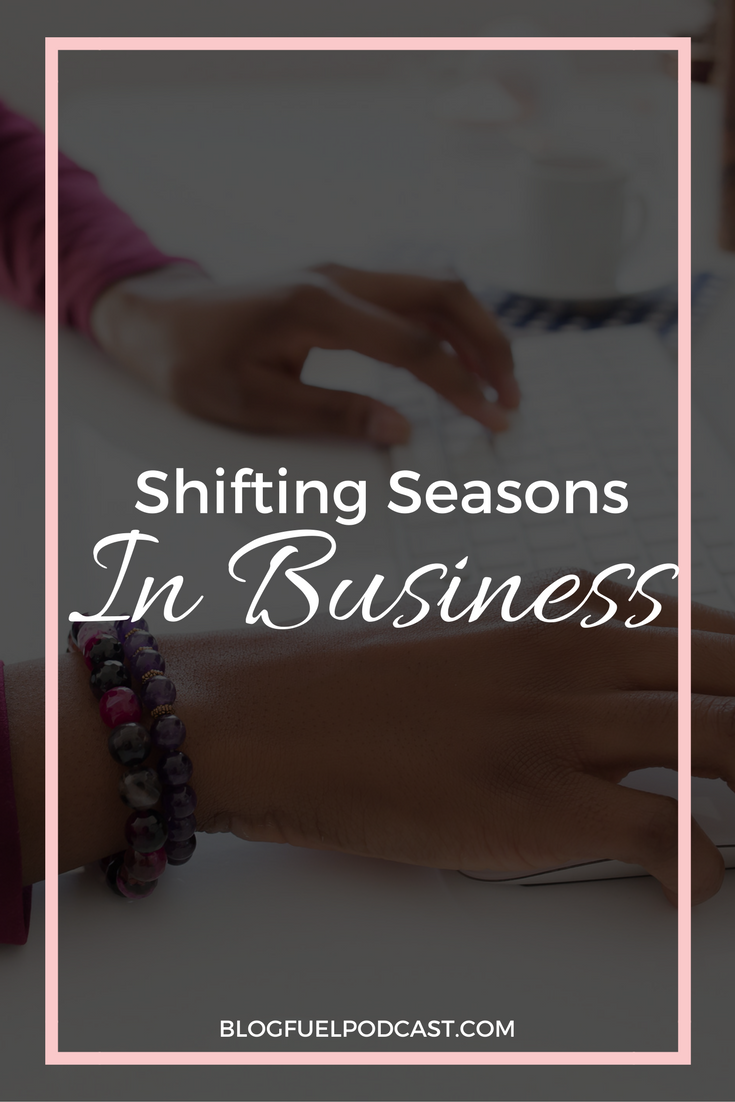 As a business owner, you'll go through many different seasons. And not all of them will be high points. But you can learn HUGE lessons in those down times.
