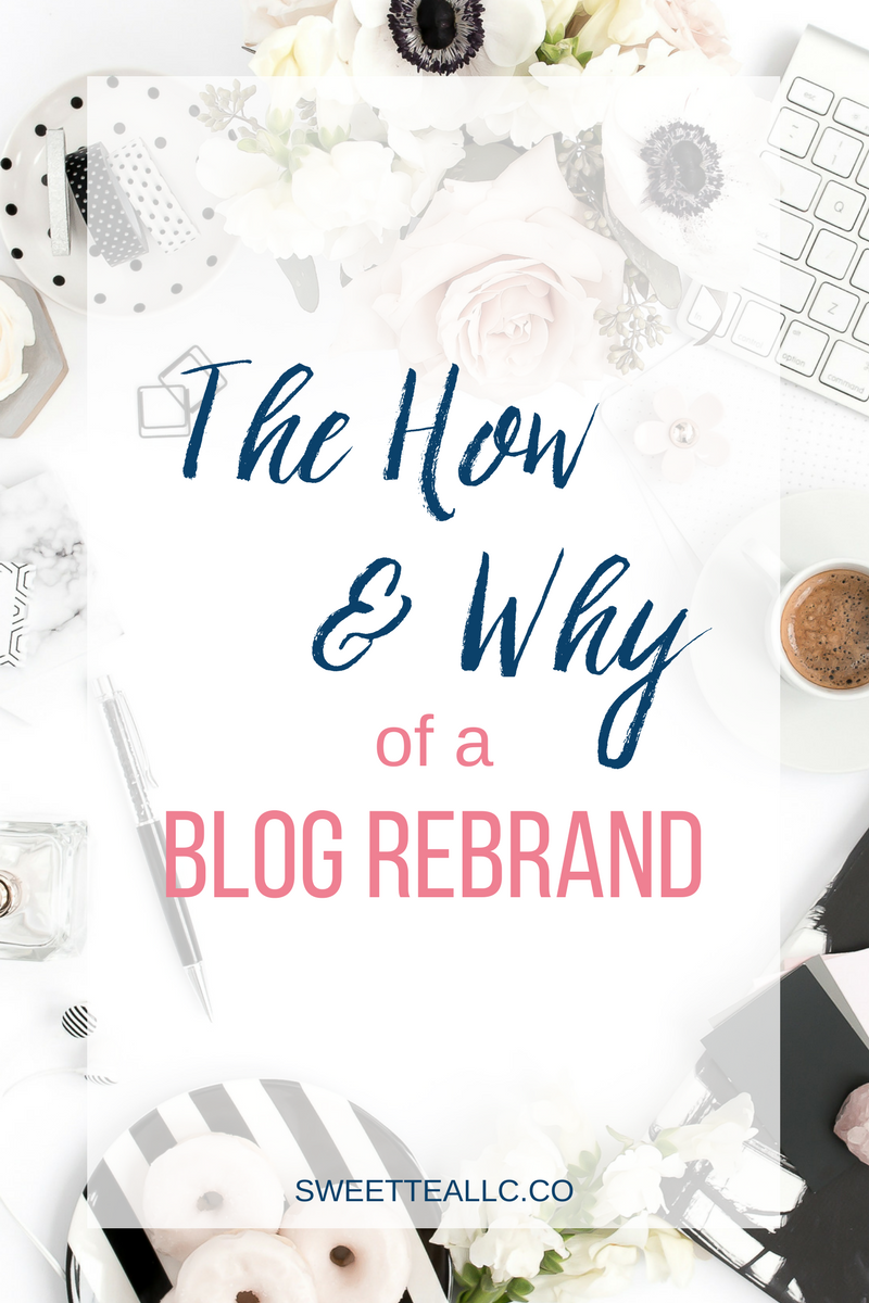 Considering a blog rebrand? This blogger has been there, done that, and got the t-shirt! She shares great advice for what to consider when deciding to rebrand, then what steps to take in Wordpress to do it properly (without locking yourself out of your dashboard...not that she'd know what that's like!)