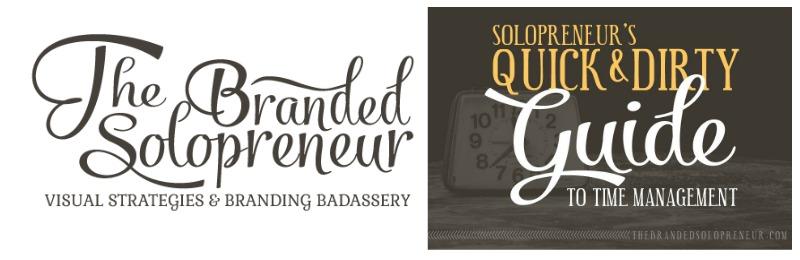 Branded Solopreneur