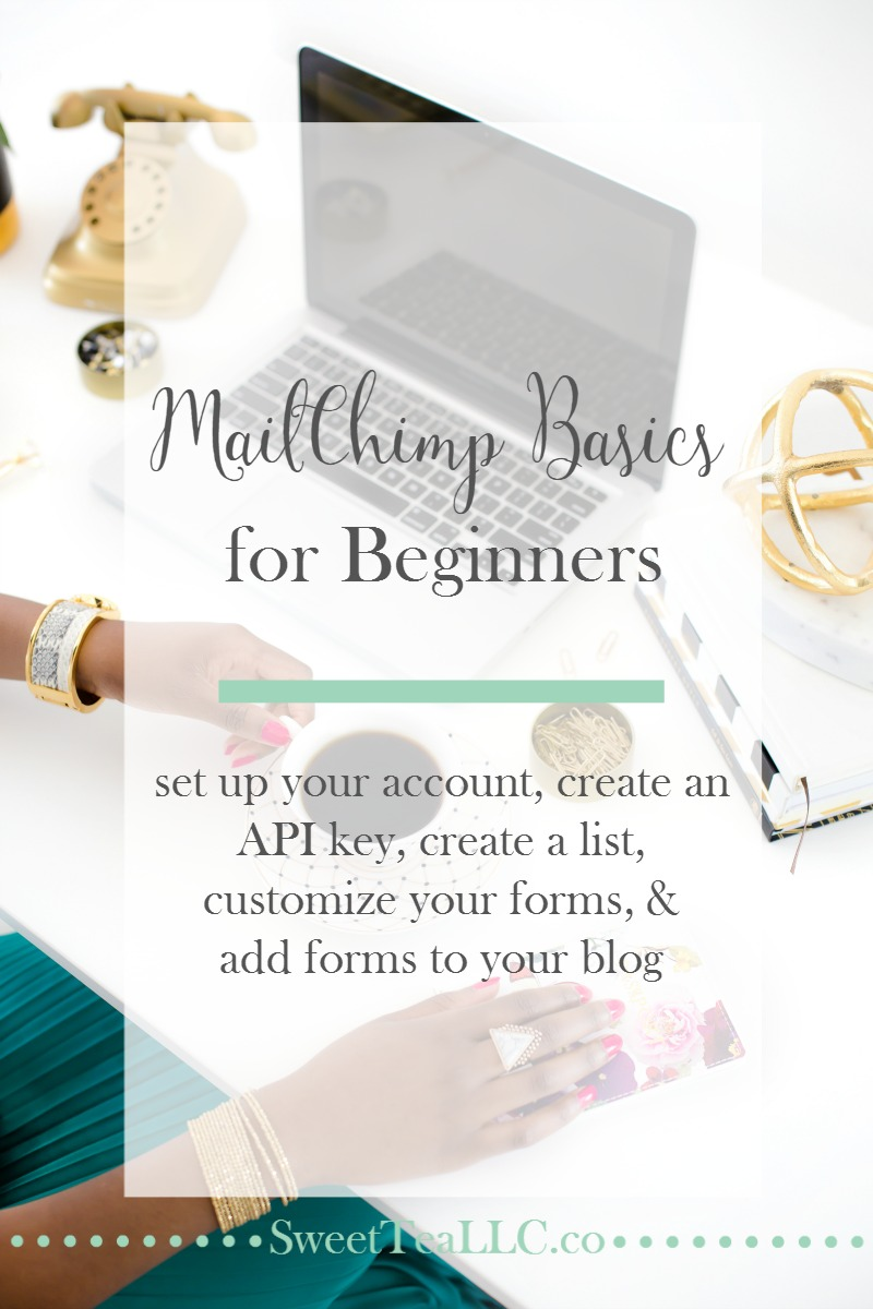 Finally! A simple, easy-to-follow guide through MailChimp basics. Easily set up your account, create your first list, customize your forms, and install MailChimp onto your blog.