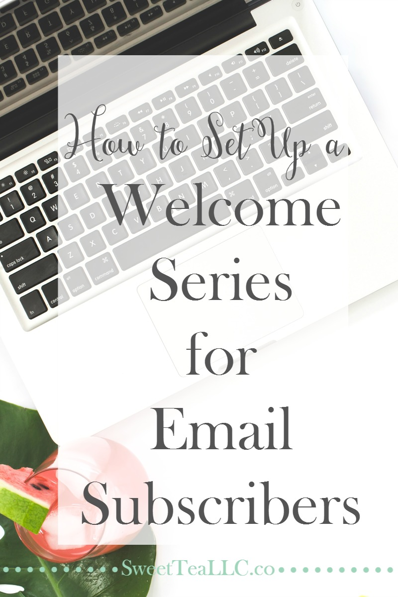 A welcome series is a great way to establish know/like/trust immediately with new subscribers, introduce old blog content to new readers, and share all the goodness your business has to offer. Learn how to set up a welcome series in both MailChimp & ConvertKit and get ideas for what to say in your emails.