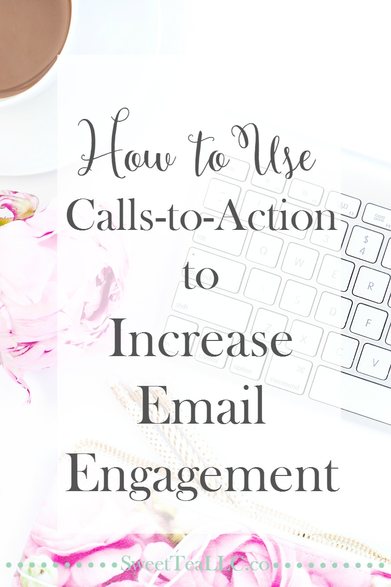 Email list growth is important, but the size of your list is only the beginning. What really matters is engagement - open rates & click rates. Calls-to-action within your emails can increase email engagement when done strategically. Click through to learn creative ways to incorporate calls-to-action into your emails.