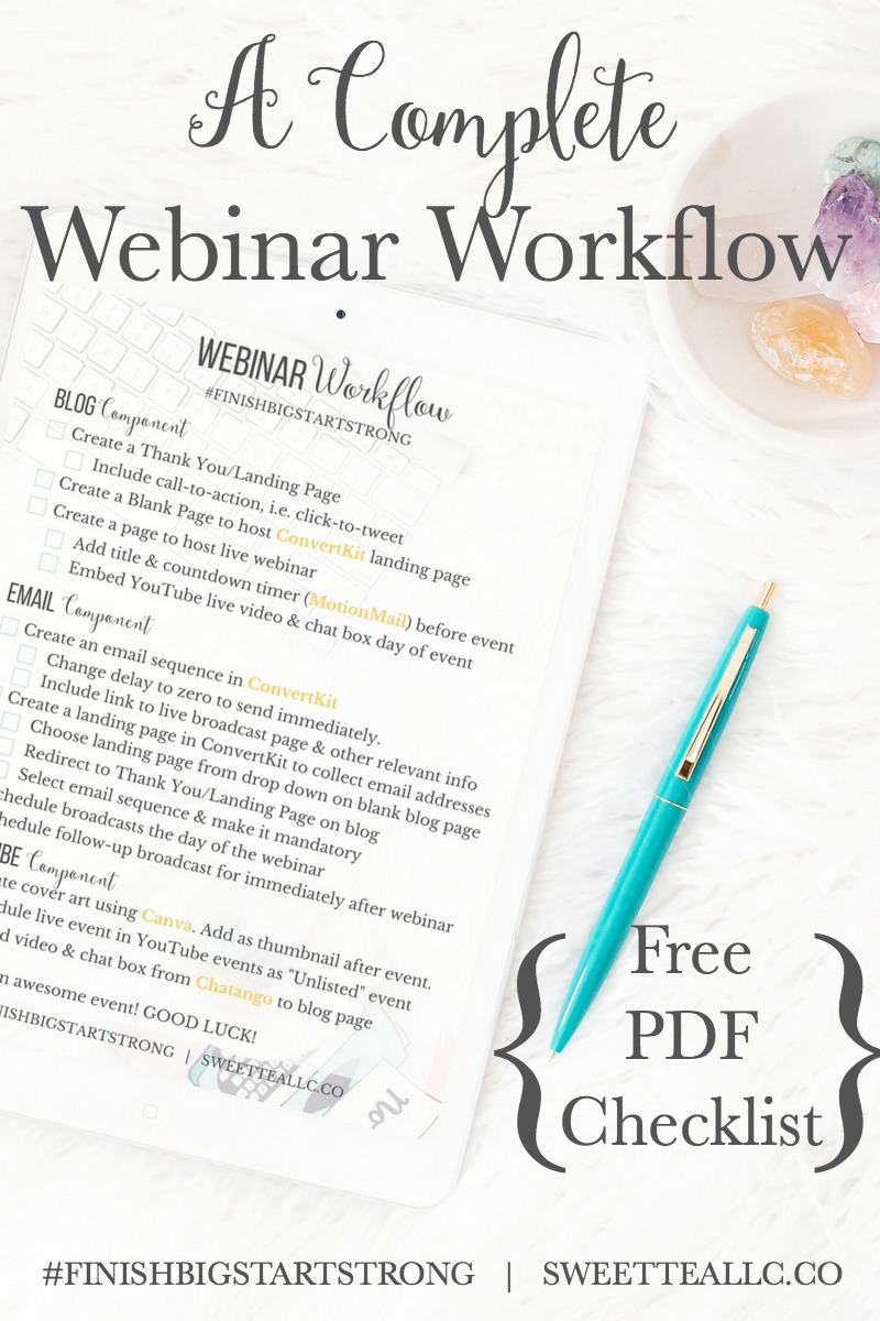 Learn all the steps to set up and host a webinar on your own website, including the emails and landing pages required to collect email addresses. Download your free checklist to help you with every webinar your host.