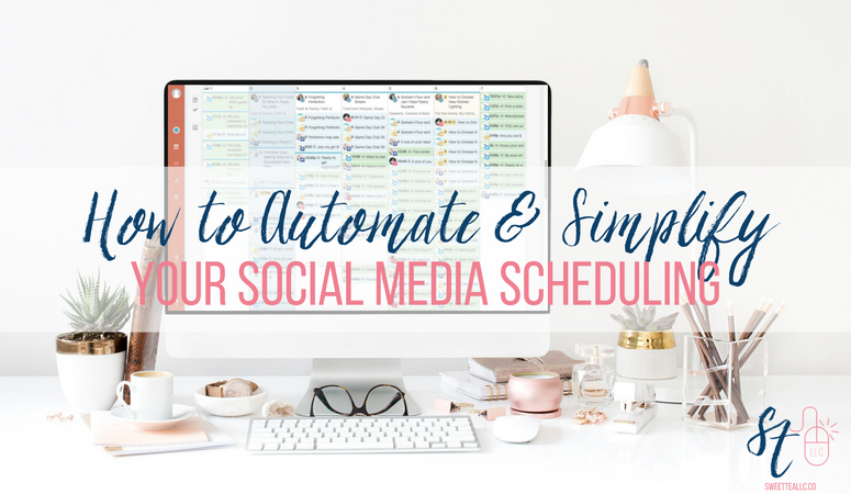 Social media can be the bane of our existence as a blogger, but it doesn't have to suck. After a lot of trial and error, trying multiple platforms and tools, I've finally simplified and automated my social media scheduling using CoSchedule's Solo Automation Calendar! It's been a game changer for me so I'm showing you exactly how I use it to save hours each week.