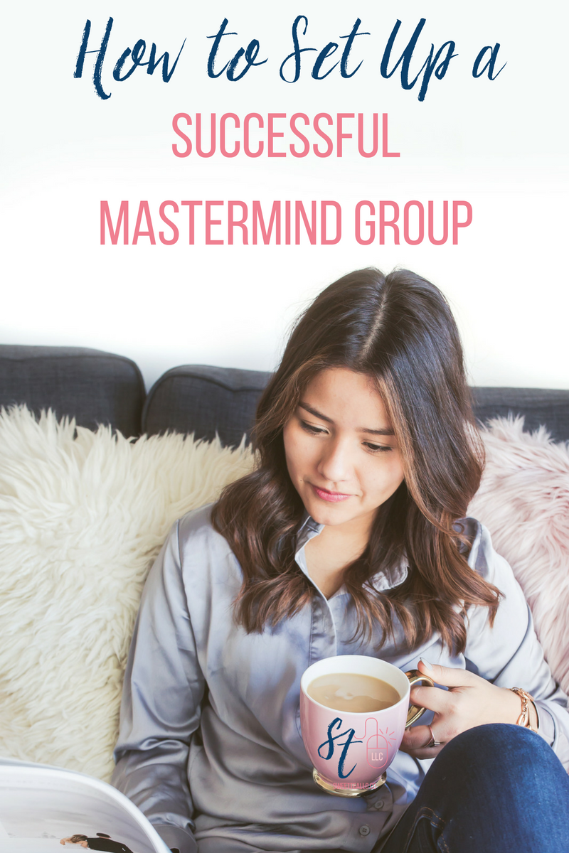 Mastermind groups are small groups of like-minded people who come together regularly to support one another, provide feedback on ideas, and help one another reach goals. There are 3 key elements to setting up successful mastermind groups. Learn how, plus download your free 2-page mastermind planner!