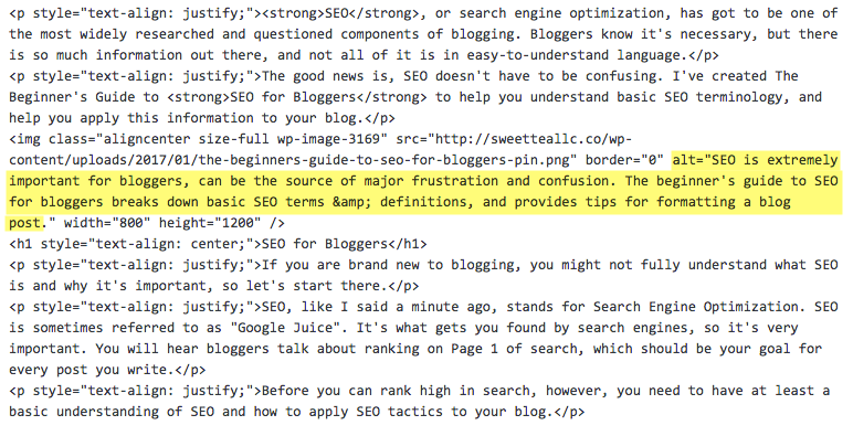 SEO can be confusing, but these 10 simple and easy-to-understand strategies will help you start improving your search ranking in no time!