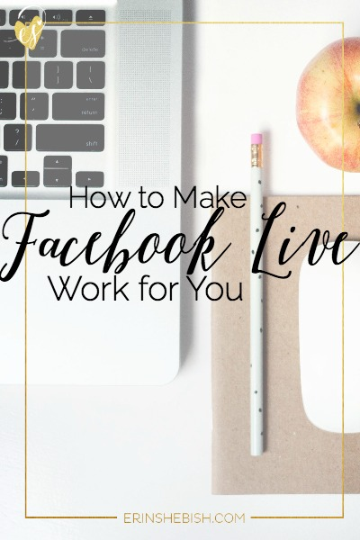 How to Make Facebook Live Work for You | Everyones buzzing about Facebook Live. And with good reason! This feature can help you gain serious engagement!