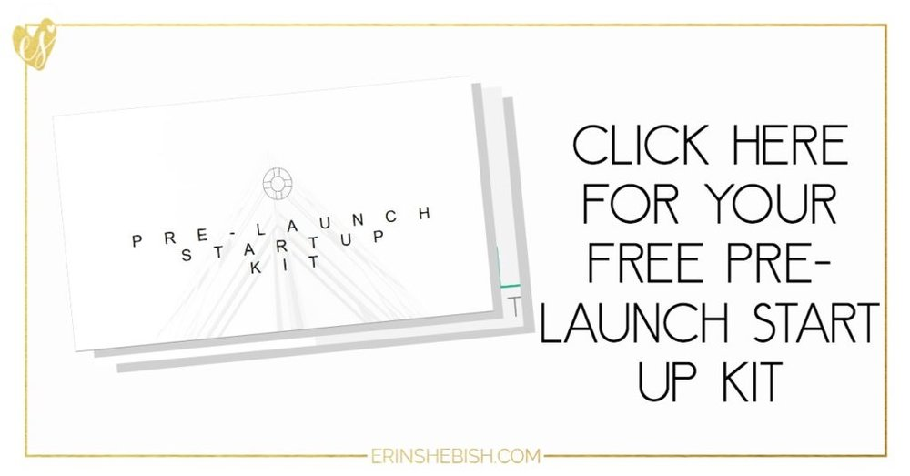 Keep it Legal: Why You Should Start Your Business Legally. Be sure to download your free Pre Launch Start Up Kit!