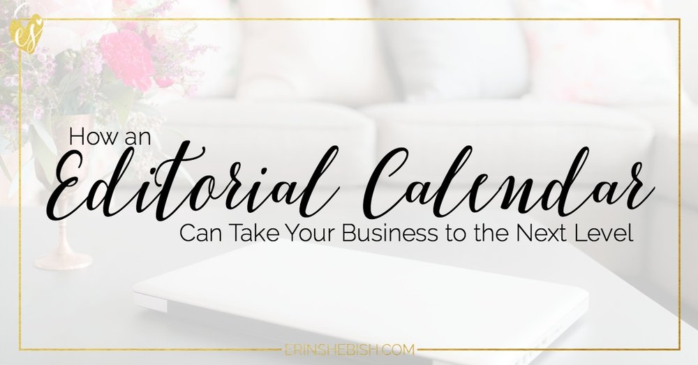 Want to take control of your blog? Become more organized and less stressed? Want to beat writers block? Friend, you need an editorial calendar!