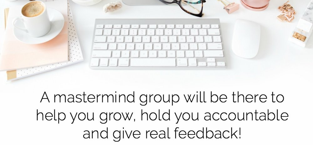 It's time for you to form your mastermind. This type of group will take your business to the next level, both personally and professionally.