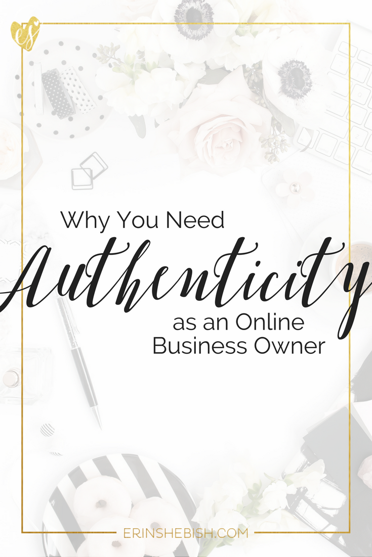 It's a buzzword. Authenticity. You hear it everywhere. What you may not know is that being true to yourself is one of the best ways to connect with others.