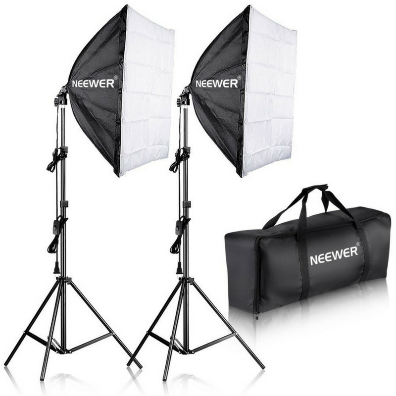 Neewer Softbox Light Kit