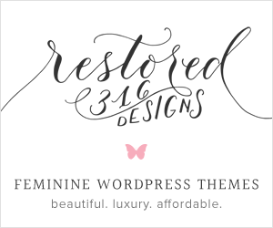 Restored316 Designs for WordPress Design