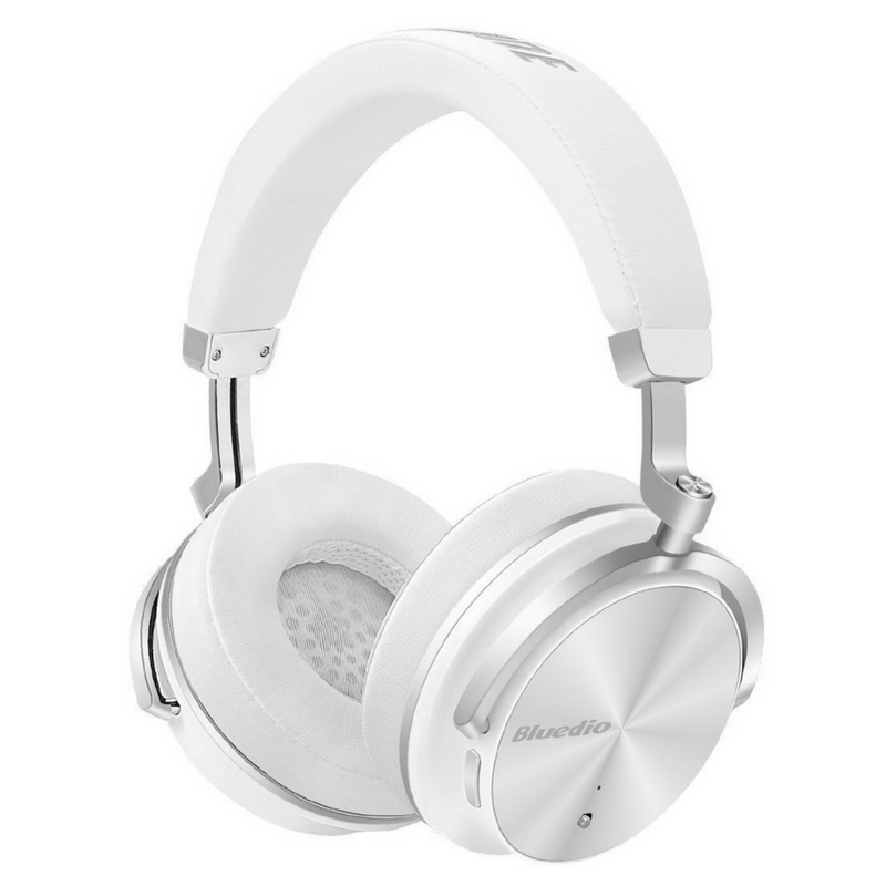 BlueDio T4 Bluetooth Headphones (use wired while editing!)