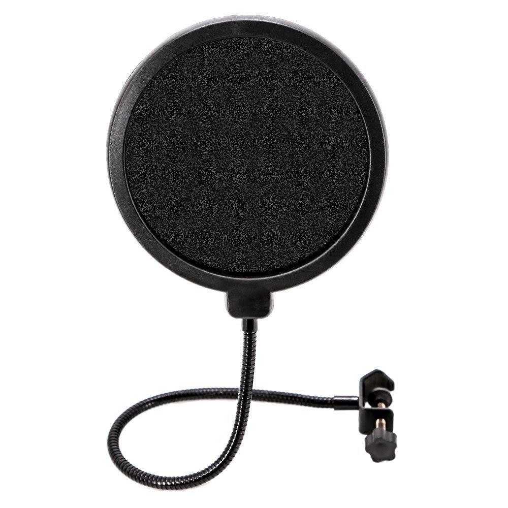 Pop Filter for Cleaner Audio