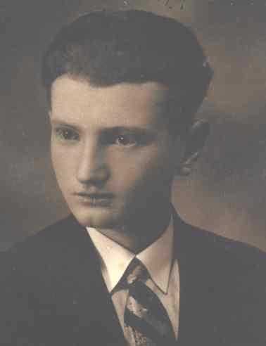 Papá, Mesio Wang. Stryj 1930