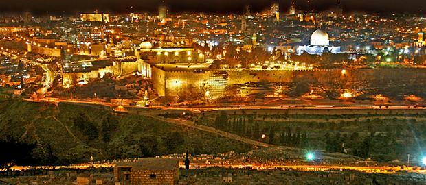 Jerusalén de Oro