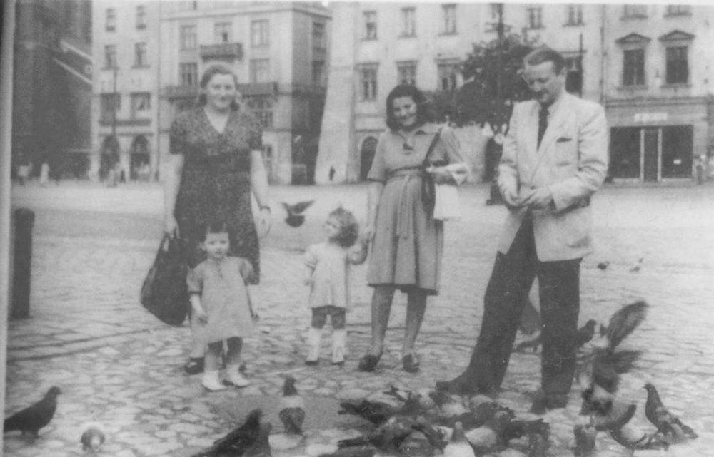 Cracovia 1946