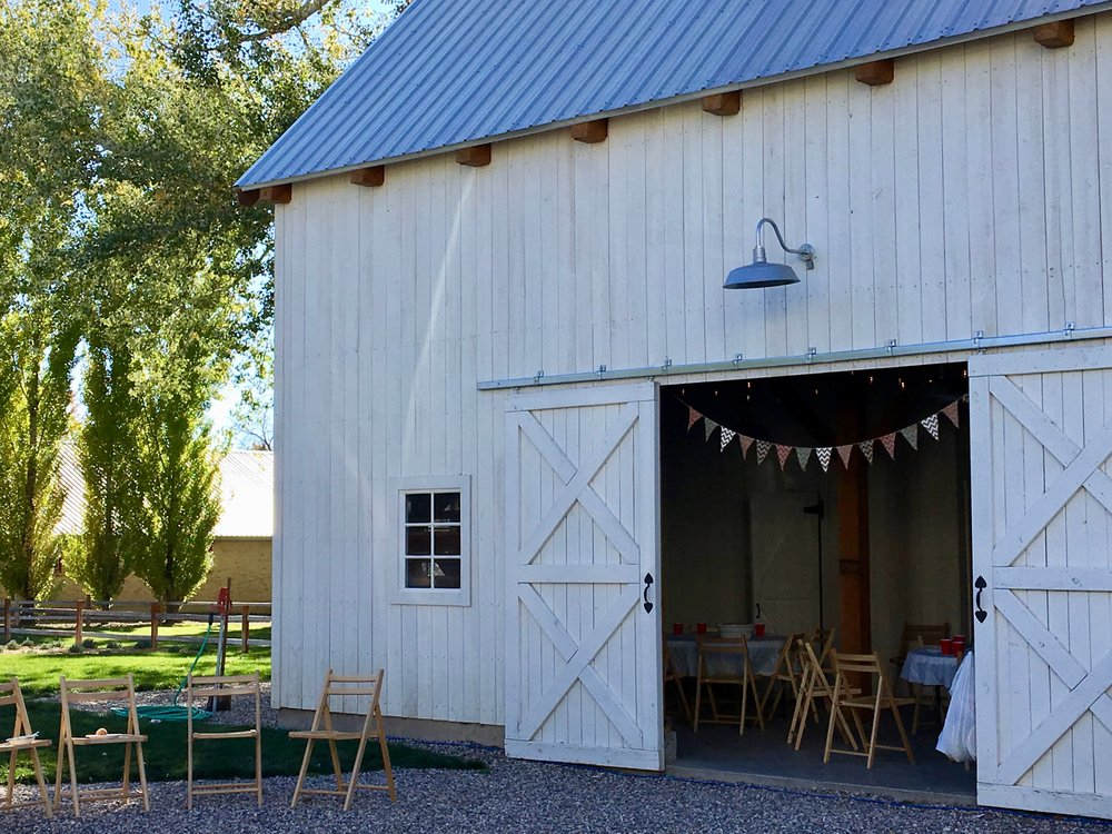 the barn - Event Rental