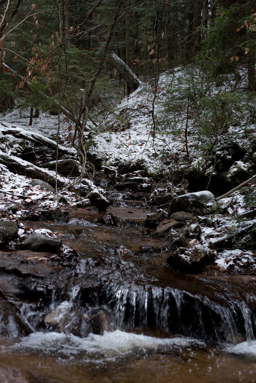 One of the waterfalls, Munising, MI