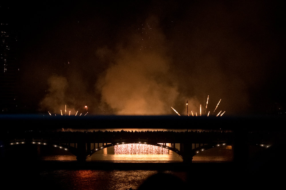 Grand Rapids Amway Fireworks