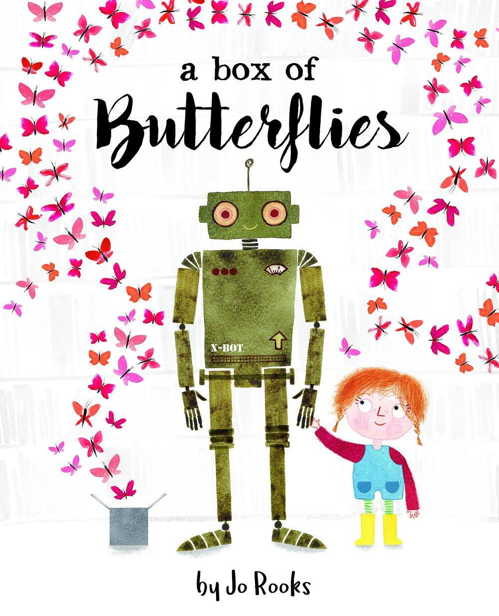 A Box of Butterflies by Jo Rooks