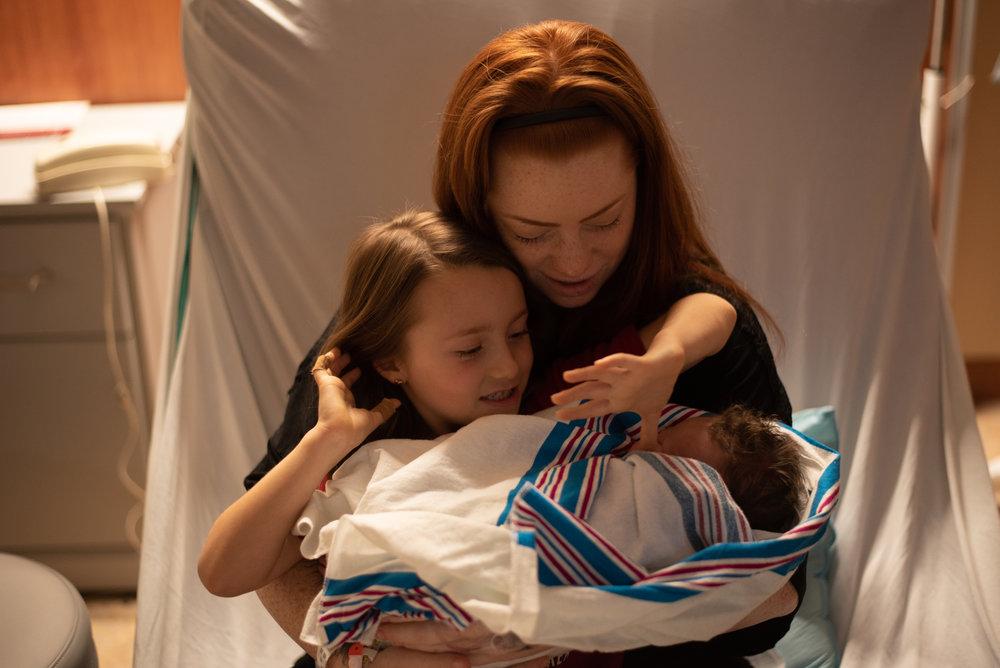 Eleni's Birth Story
