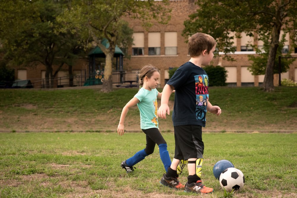 Soccer and Sisterhood: Becoming a Sibling