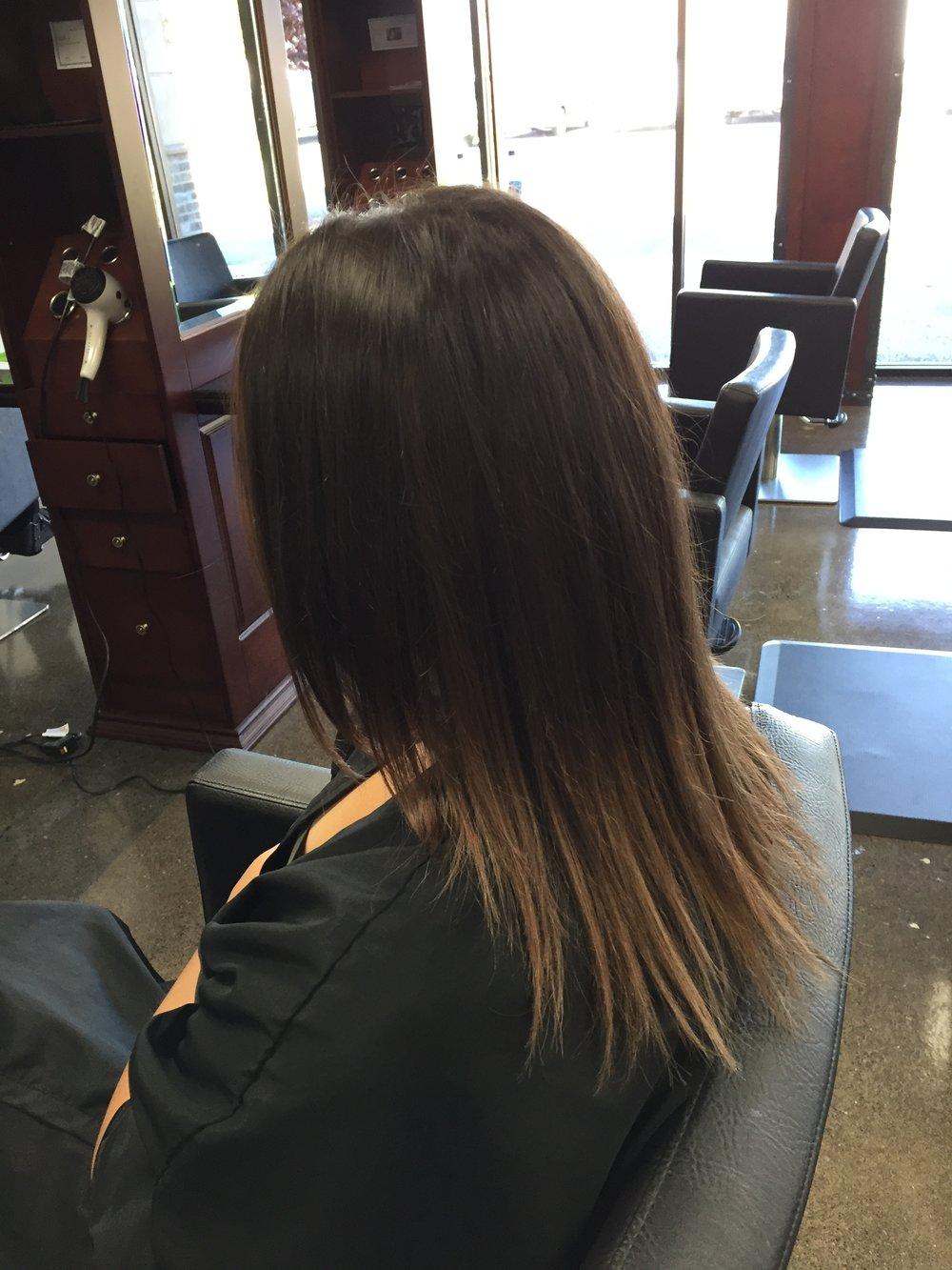 Hair Extensions Evince Salon