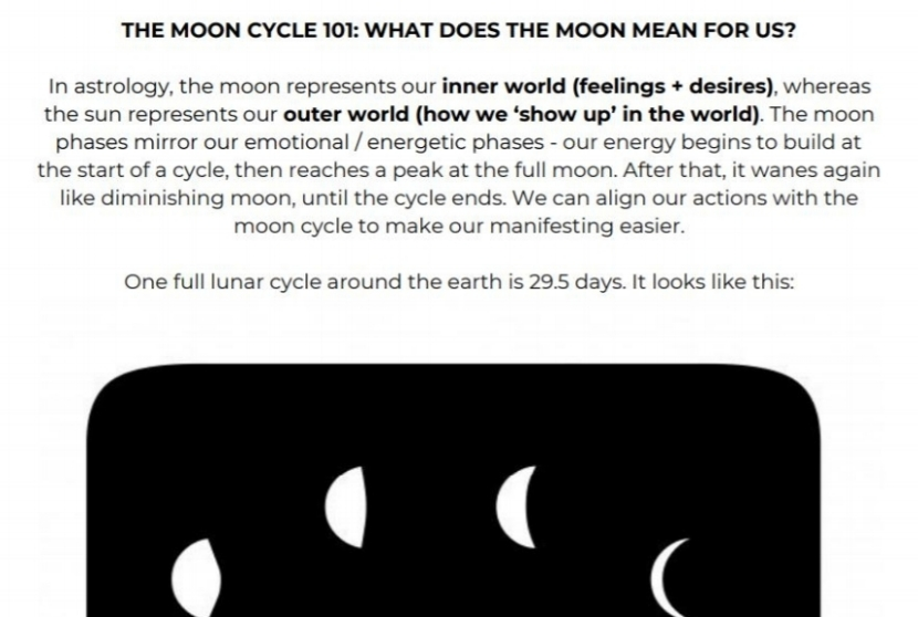 Download my moon cycles 101 freebie -