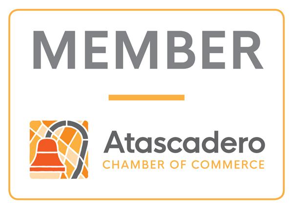 Atascadero Chamber of Commerce Member 2018