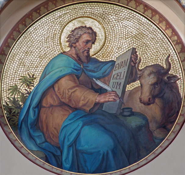 Saint Luke, Evangelist & Physician