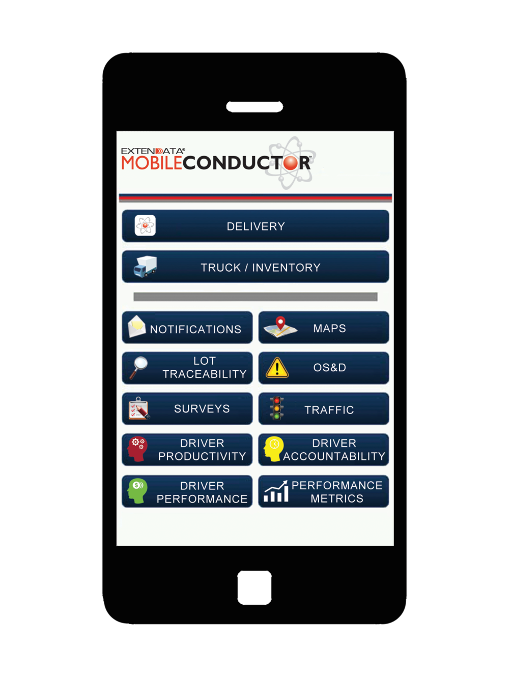 MobileConductor Direct Store Delivery, DSD, Proof of Delivery, Bulk Transport delivery software platform
