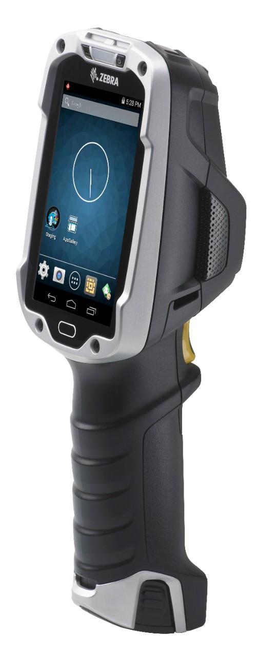 TC8000 Zebra Technologies Handheld Mobile Computer and Scanner