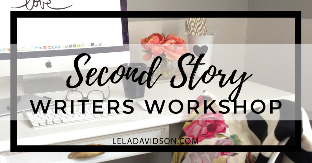 Introducing Second Story Writer's Workshop