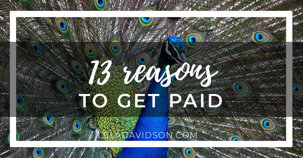 13 Reasons We Love Getting Paid to Write, Lela Davidson