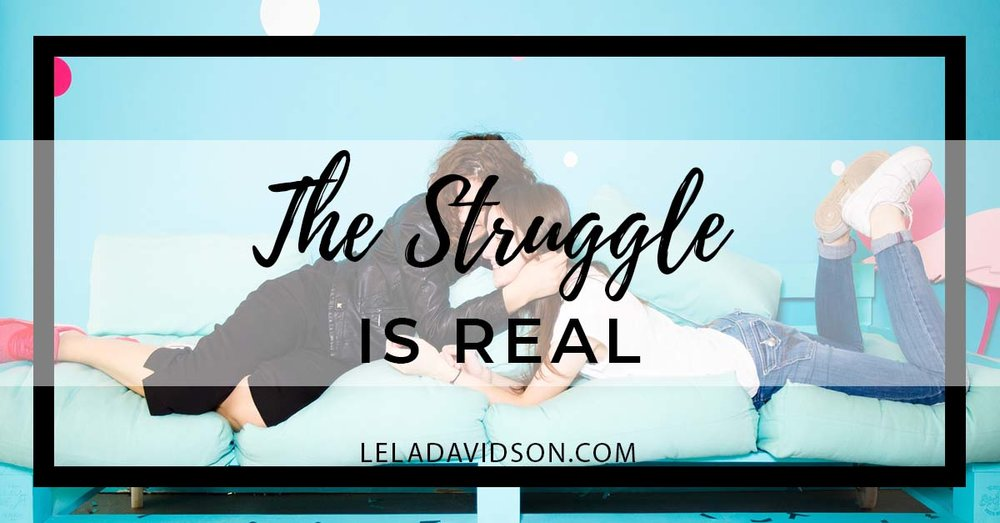 """The modern claim, """"the struggle is real,"""" defined my adolescence. I continue to be inspired, and also feel privileged, by having teens share their lives with me. They are continuing the generational desire to transition into adulthood in a meaningful way but they too live amid unspoken rules and unsafe environments. The struggle is still a real thing."""