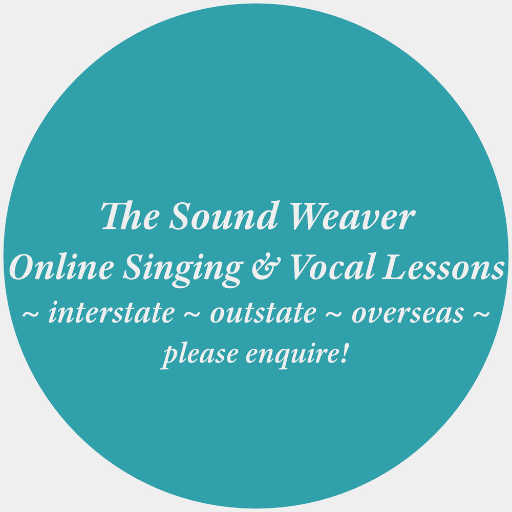 Book Now - Online Singing & Vocal Lessons