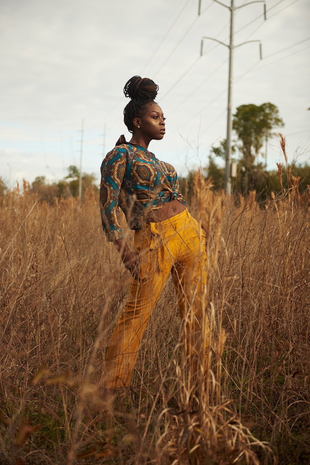 Model:  @_kimberlytaylor       MUA:  @houseof.june      Photographer: @zwdc_