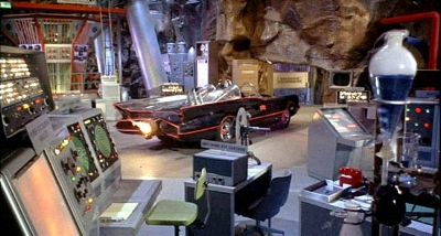 A slice of the Batcave, can this be real??