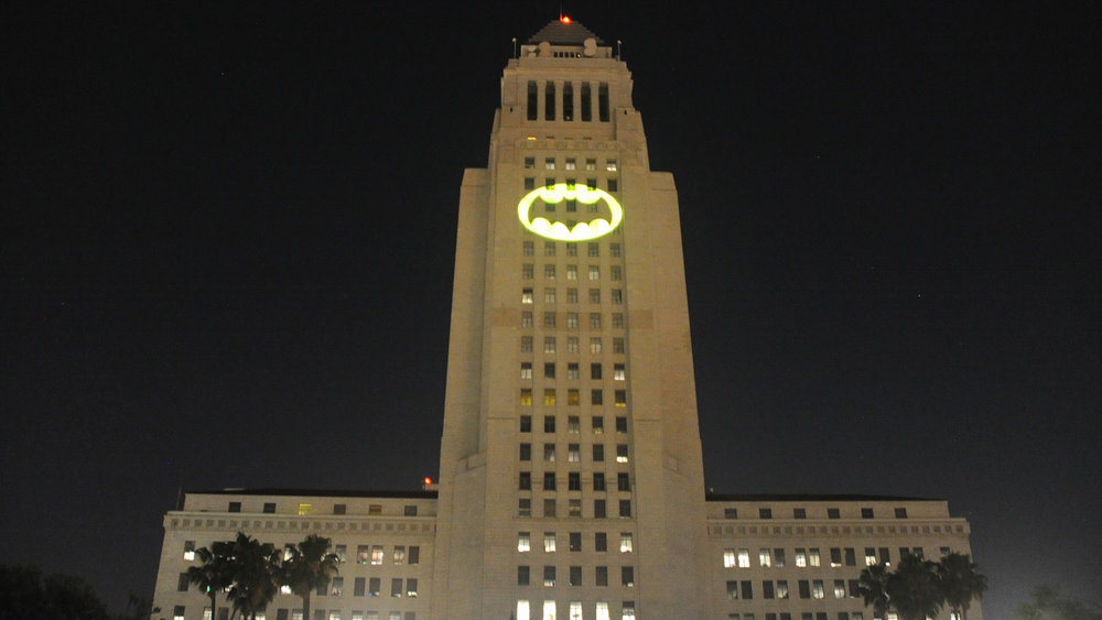 L.A. honors the Bright Knight, Adam West.