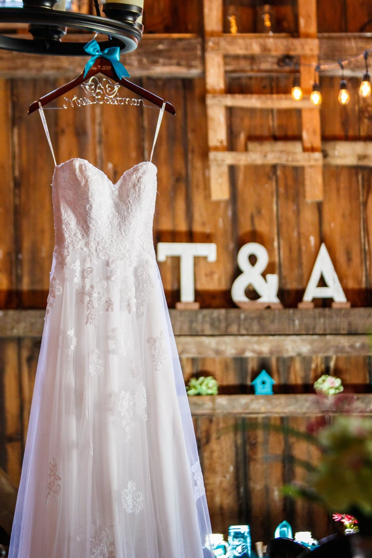 Tamara and AJ's Wedding