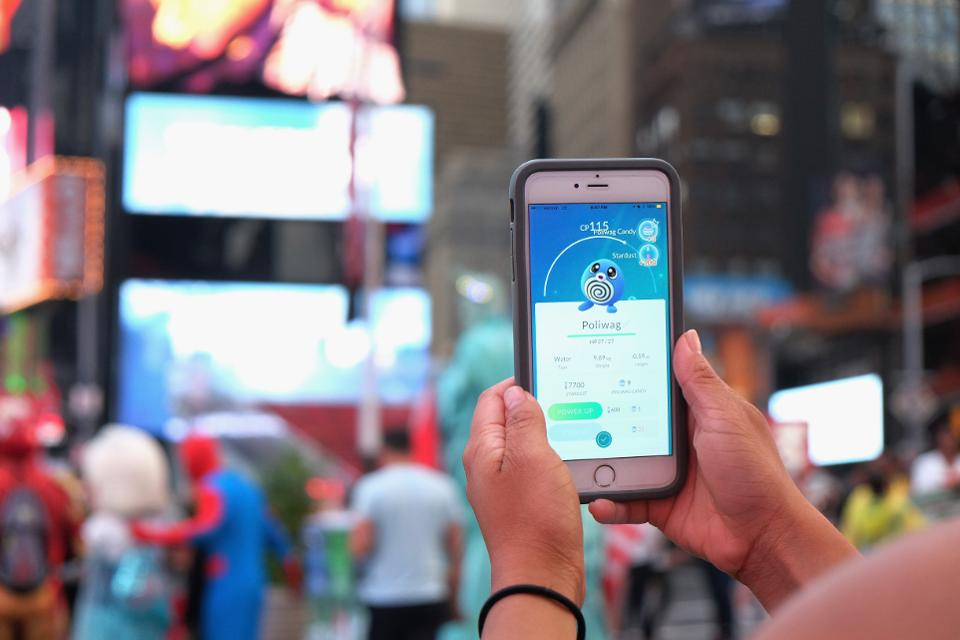 How Niantic Is Profiting Off Tracking Where You Go While Playing 'Pokémon GO' - Published on Forbes.