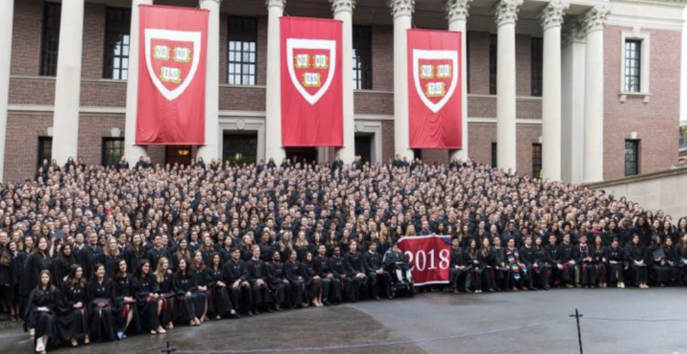 This Is What It's Like To Graduate From Harvard - Written with love in Cambridge, MA.