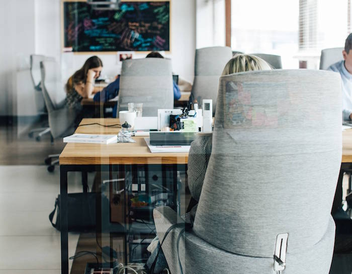 Find coworking space -