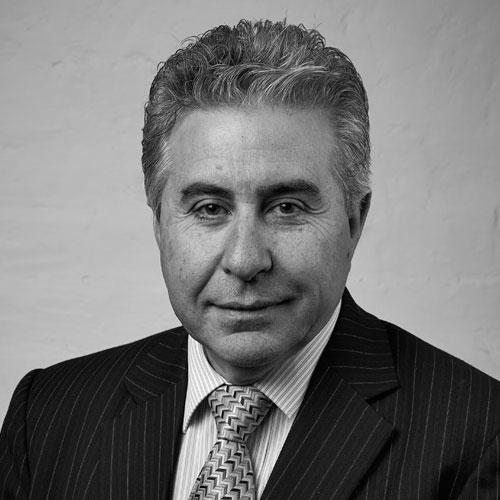 Chairperson Tony Romano