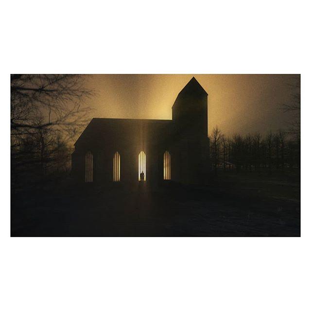 Church in the wild #thinkverylittle #dreamermagazine #somewheremagazine #wtns #reframedmag #independentmagazine