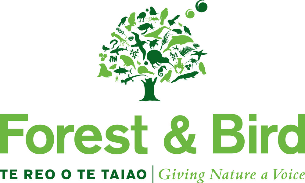 Forest & Bird logo