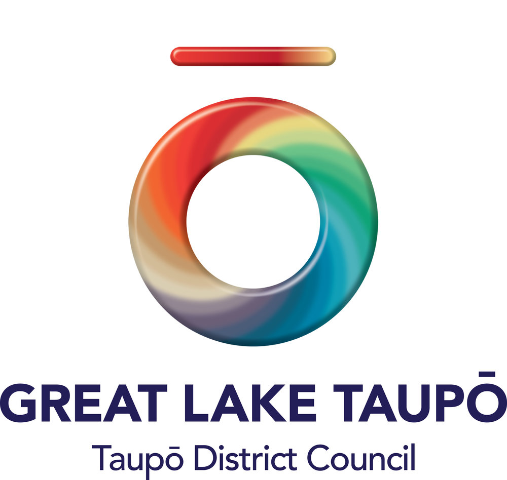Taupo District Council logo