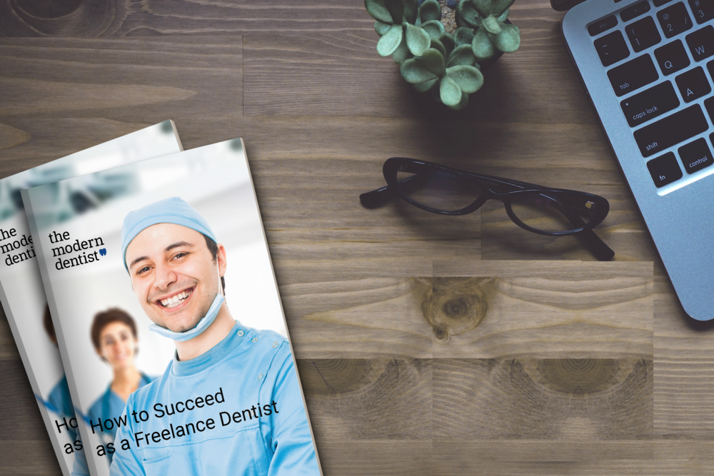 Ebook - How To Succeed As A Freelance Dentist